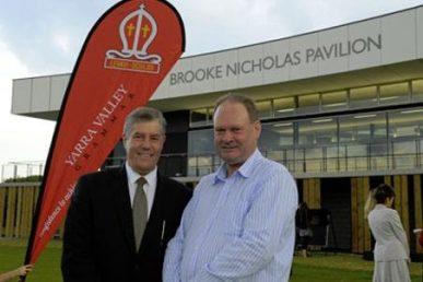 The Brooke Nicholas Pavilion