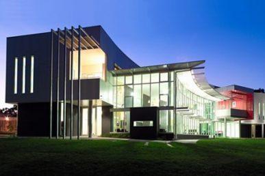 The Neville J Lyngcoln Senior Student Centre (Arts Building)