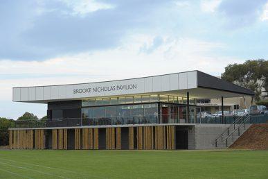 Brooke Nicholas Pavilion